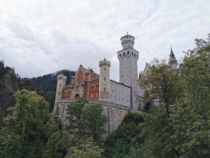 Schloss Neuschwanstein - Märchenschloss von König Ludwig II