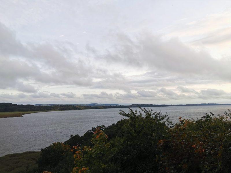 Ausblick auf die Halbinsel Reddevitz in Mecklenburg-Vorpommern