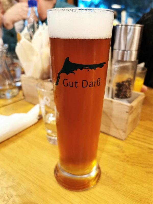 Bier im Gut Darß in Mecklenburg-Vorpommern