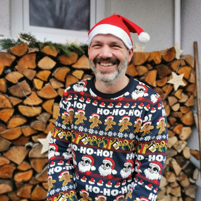 Frohe und gesunde Weihnachten!