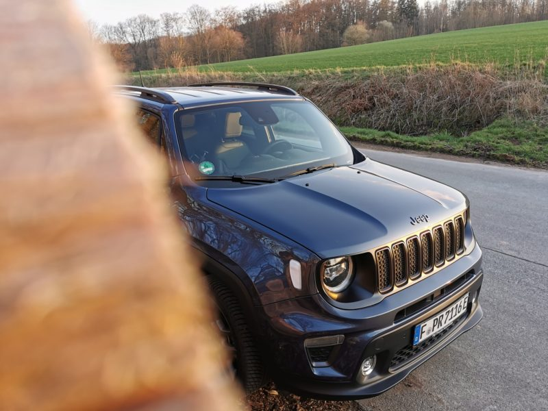 Jeep Renegade 4xe Plug-in-Hybrid