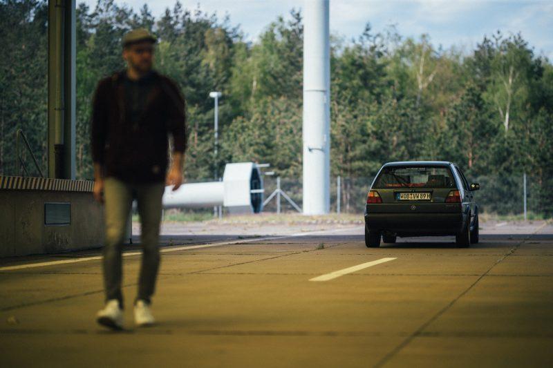 Abschied vom VW Golf II GTI - #AltesBlechAlteGrenze