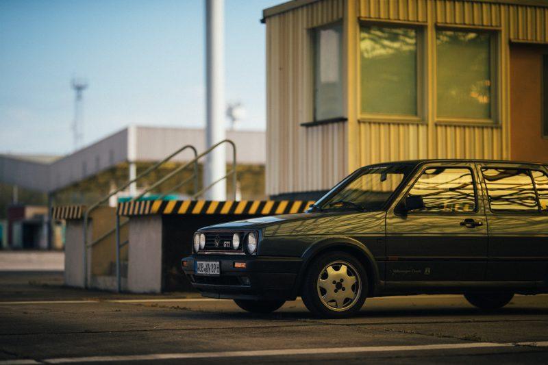 Der VW Golf II GTI - #AltesBlechAlteGrenze