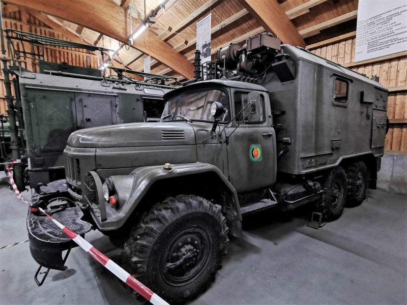 Fahrzeuge im Deutsch-Deutschen Museum Mödlareuth - #AltesBlechAlteGrenze