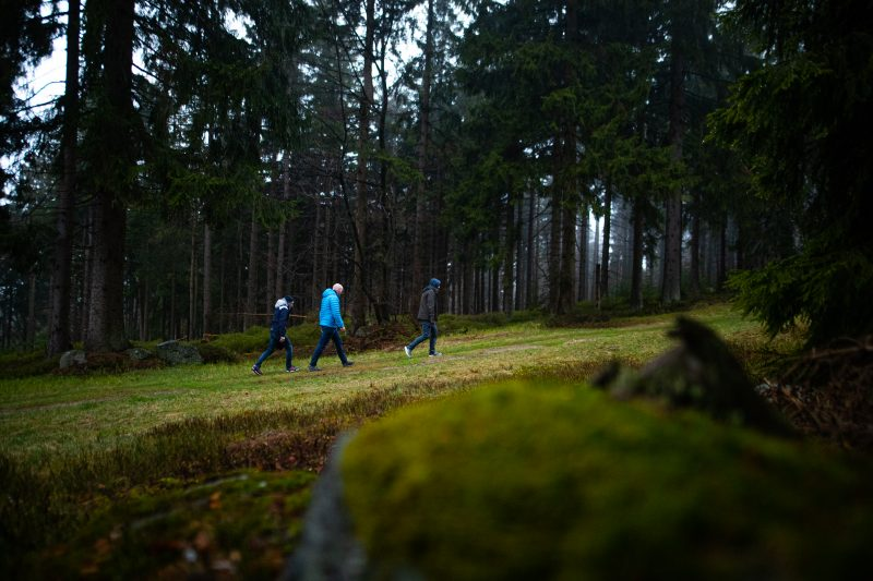 Wanderung auf den Ochsenkopf - #AltesBlechAlteGrenze