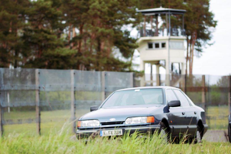 Der Ford Scorpio MK1 an der innerdeutschen Grenze - #AltesBlechAlteGrenze