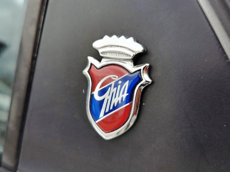 Ghia Emblem am Ford Scorpio MK1 - #AltesBlechAlteGrenze