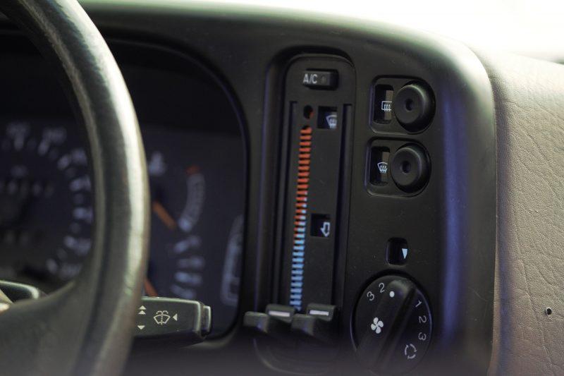 Klimaanlage im Ford Scorpio MK1 - #AltesBlechAlteGrenze