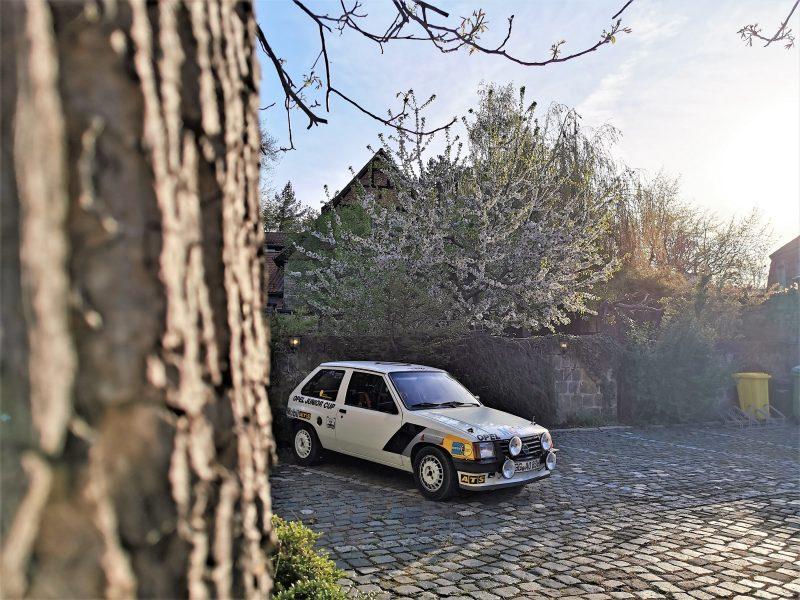Der Opel Corsa A Cup in Halberstadt - #AltesBlechAlteGrenze