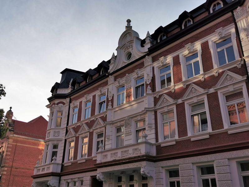 Haus in Halberstadt - #AltesBlechAlteGrenze
