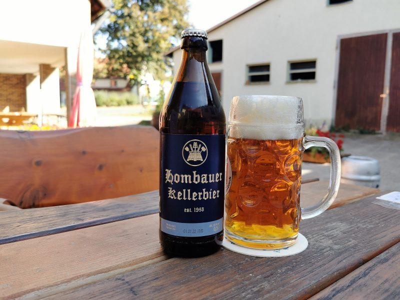 Bier in der Kommunbrauerei Hombauer im Nürnberger Land