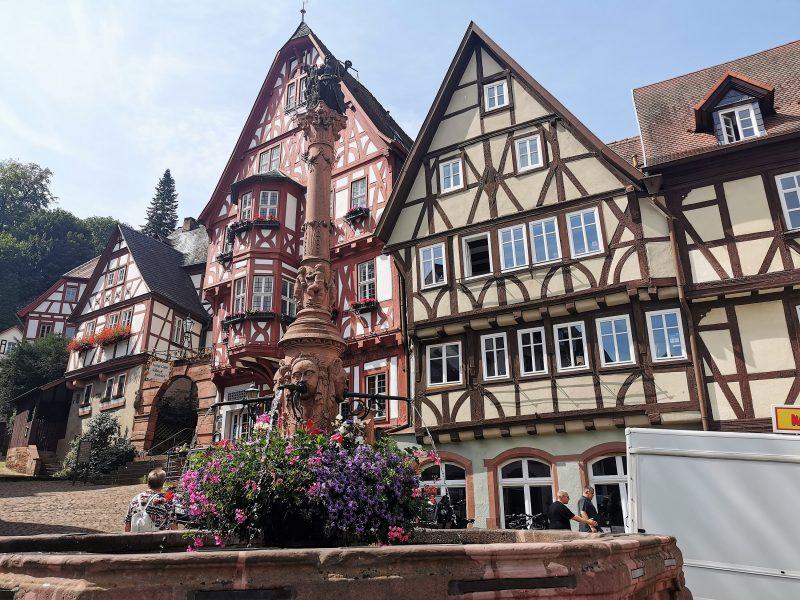 Das Schnatterloch in Miltenberg - Churfranken