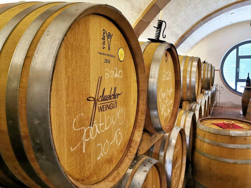 Weinkeller vom Main Vinotel in Churfranken